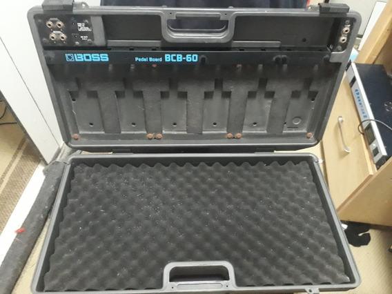 Hard Case Pedal Board Boss Bcb-60