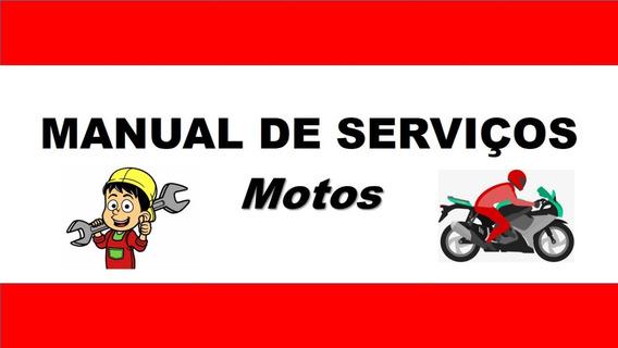 Manual De Serviço Honda Cb300r 2009 - Pdf