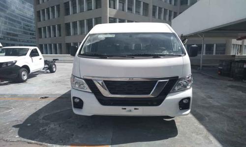 Imagen 1 de 5 de Nissan Urvan 2019