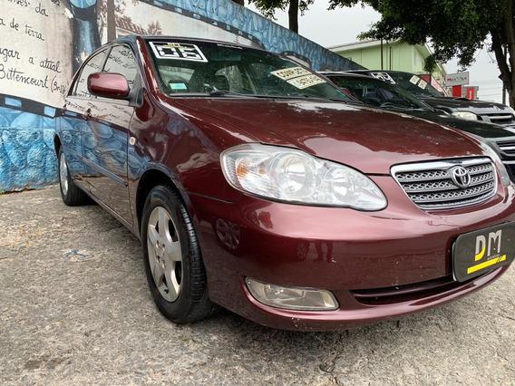 Corolla Xei 1.8 2005/2006 Gasolina Completo