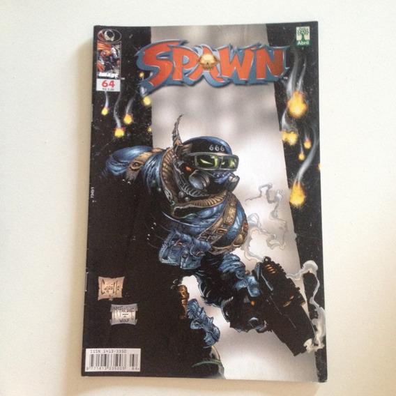 Revista Spawn N64 Xeque-mate Nov1999 C2