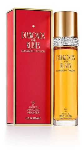Diamantes Y Esmeraldas Por Elizabeth Taylor Para Mujeres, Ea