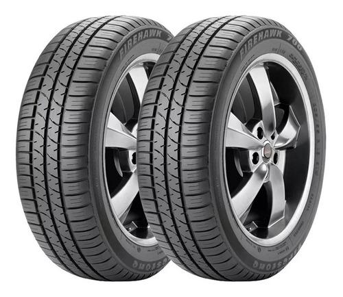 Kit X2 Neumáticos 185/70r14 88t Firestone F700