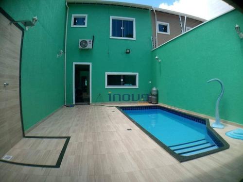 Casa Com 4 Dormitórios À Venda, 160 M² Por R$ 800.000,00 - Maraponga - Fortaleza/ce - Ca0694