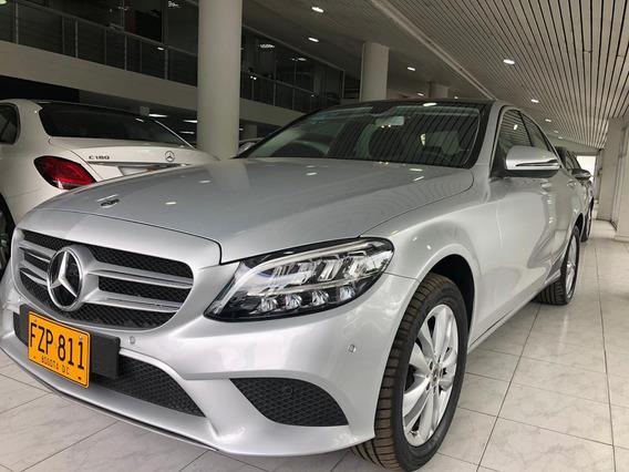 Mercedes Benz Clase C 180 Avangarde Año Modelo 2020