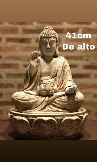 Fuente De Agua Buda Exterior Interior Armonia Prosperidad