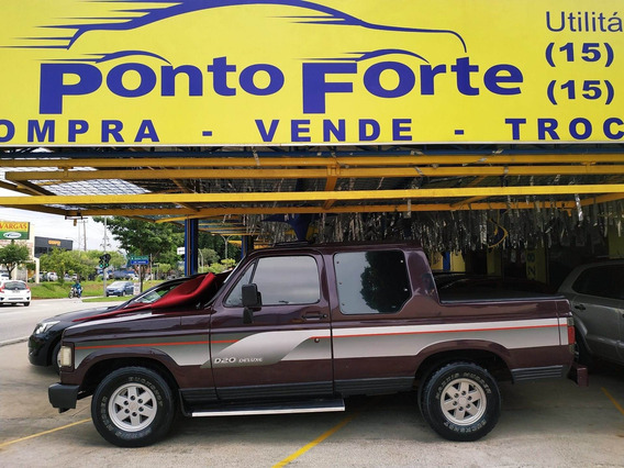 Chevrolet D20 4.0 Custom 4x2 Cd 8v Turbo Diesel 4p Manual