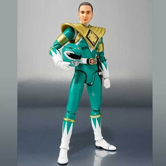 Green Range Mighty Morphin Power Rangers S.h.figuarts Sdcc