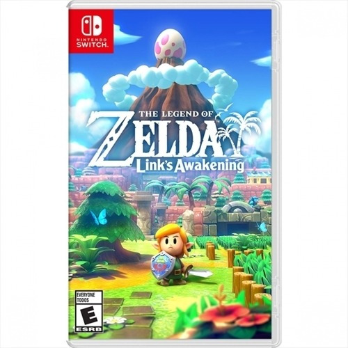 The Legend Of Zelda: Link's Awakening - Switch Lacrado