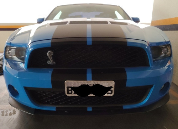 Ford Mustang Shelby Gt 500(cobra)