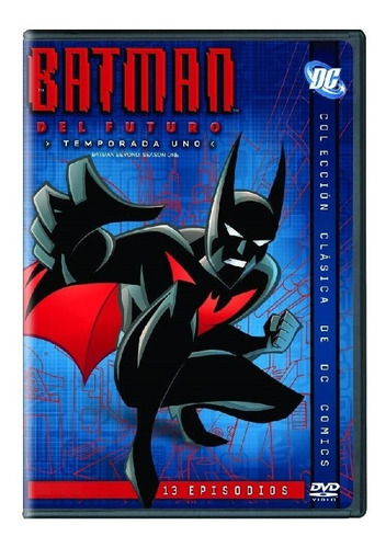 Imagen 1 de 1 de Batman Del Futuro - Batman Beyond - Serie Completa En Dvd