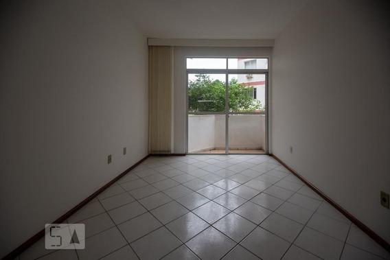 Apartamento No 1º Andar Com 1 Dormitório E 1 Garagem - Id: 892991620 - 291620