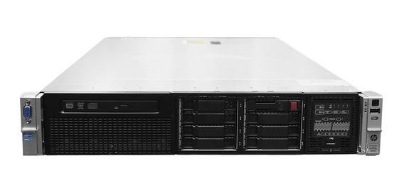 Servidor Hp Dl380p G8 - 2x Xeon E5 (2690) 96gb 300gb - Usado