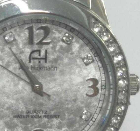 Relógio Ana Hickmann Feminino Ah28713 Analógico Casual Urban