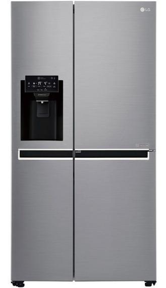 LG Refrigeradora Nevera Side By Side 601 Litros 2 Puertas