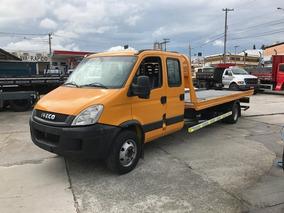 Iveco Daily Guincho Plataforma Asa Delta Cab Dupla