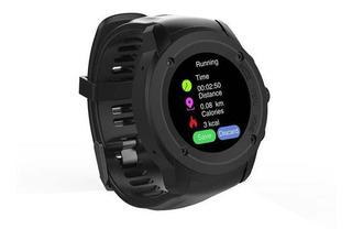 Relógio Inteligente Bluetooth Gps Sincroniza Strava P9080