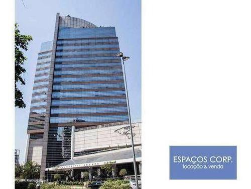 Imagem 1 de 2 de Laje Corporativo Para Alugar, 2198m² - Vila Olímpia - São Paulo/sp - Lj0767