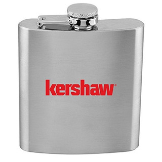 Kershaw Flask Flaskker; Con Clase Y Utilidad El Cuerpo Y La