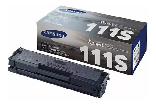 Imagen 1 de 10 de Toner Samsung 111s D111s Original M2020 M2070 M2071