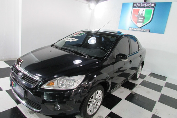 Ford Focus 2009 2.0 Ghia Sedan Gasolina Manual