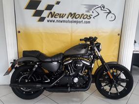 Harley 883 Iron 2018 Abs Impecável