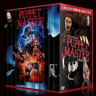 Puppet Master Colección Dvd Películas