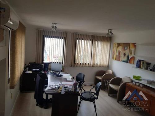 Sala À Venda, 40 M² Por R$ 190.000,00 - Centro - Londrina/pr - Sa0016