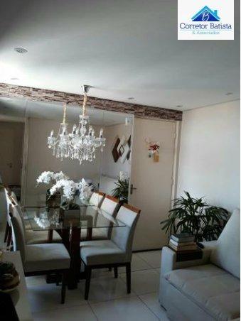 Imagem 1 de 12 de Apartamento A Venda No Bairro Jardim Monte Alto Em Campinas - 2028-1