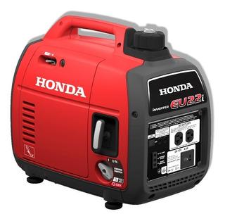 Grupo Electrógeno Generador Honda Eu22i Inverter Insonorizad