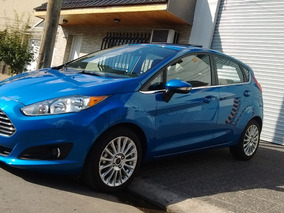 Ford Fiesta Kinetic Design 1.6 Titanium Powershift 120cv At