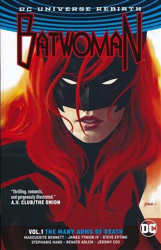 Batwoman Tp Vol  1 + 2