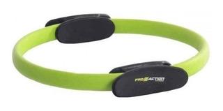 Anel Tonificador Pilates Verde - Proaction - Ga042