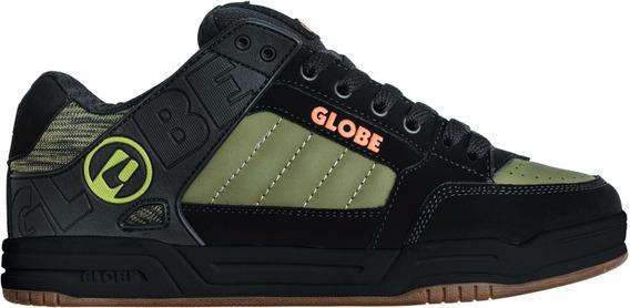 Globe Tilt Black Olive