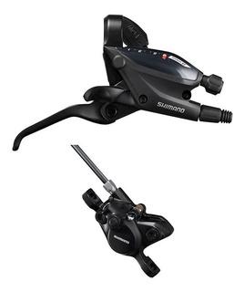Shifter Manijas Cambio Frenos Hidraulicos 7vel Shimano Mt200