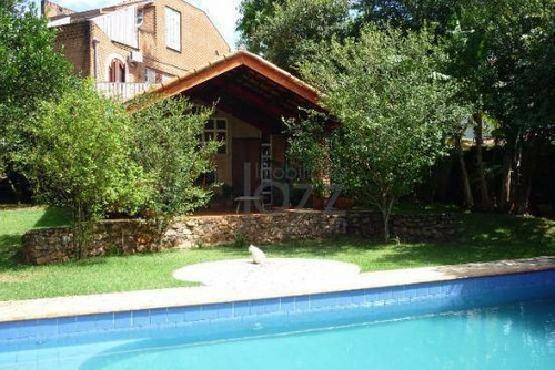 Casa A Venda, Condomínio Rio Das Pedras - Ca2489