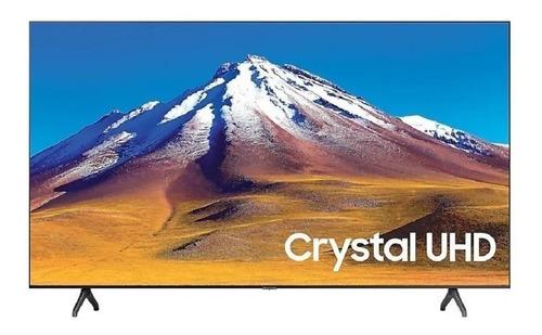 "Smart TV Samsung Series 6 UN43TU6900FXZX LED 4K 43"" 100V/240V"