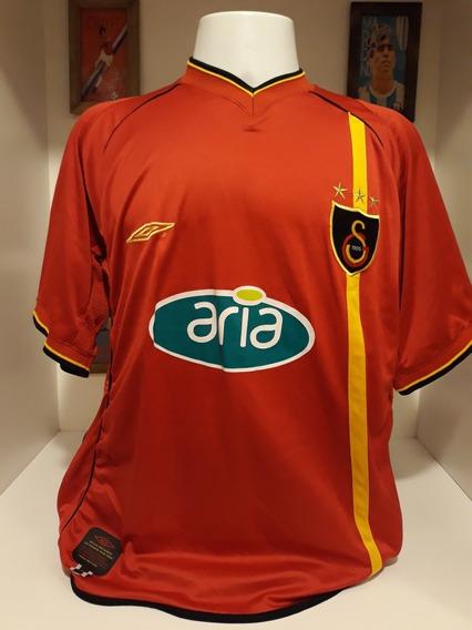 Camisa Umbro Galatasaray 2002