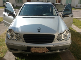 Mercedes Benz Clase C 200 Kompressor 1.8 Avantgarde At