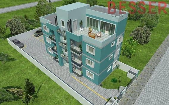 Excelente Apartamento Com 2 Dormitorios | Sapucaia - V-706