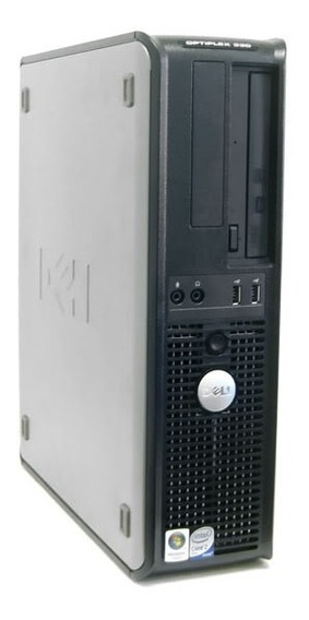 Cpu Dell Optiplex 380 Core 2 Duo, 4gb, 250 Hd