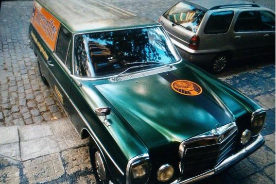 Mercedes Benz 220 D Pick Up Ùnica, De Colección