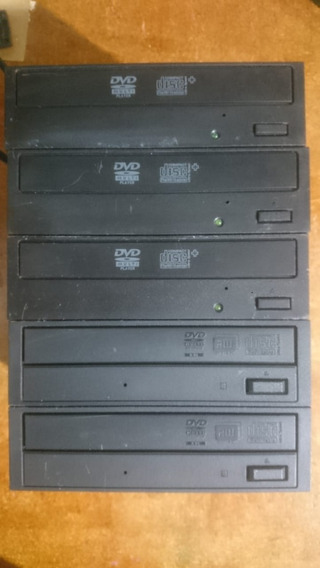 5 Leitores/gravadores De Dvd Ide