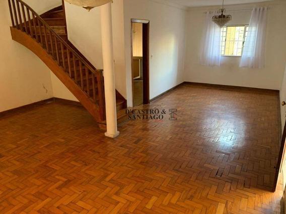 Sobrado Com 4 Dormitórios À Venda, 150 M² Por R$ 800.000 - Alto Da Mooca - São Paulo/sp - So0203
