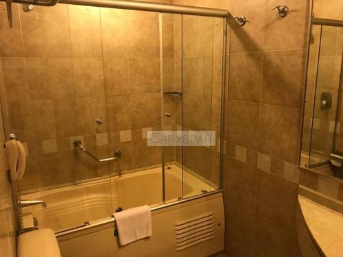 Imagem 1 de 17 de Flat Com 1 Dormitório Para Alugar, 28 M² Por R$ 3.300,00/mês - Berrini - São Paulo/sp - Fl5087