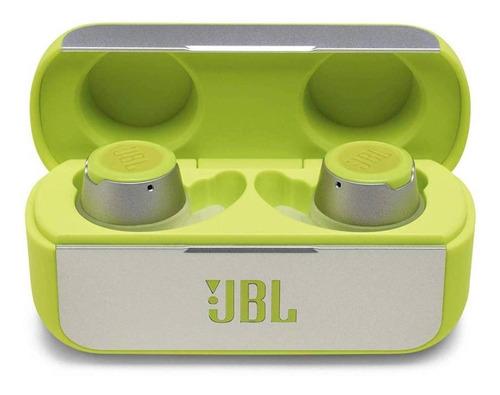 Fone de ouvido In-ear sem fio JBL Reflect Flow green