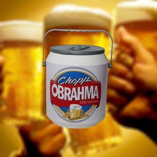 10 Latas Atacado Cooler Termico Cerveja Bebidas Churrasco