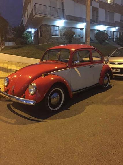 Volkswagen The Beetle Vw Fusca
