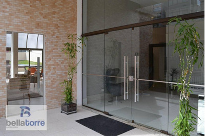 Cobertura Duplex Com 2 Dormitórios À Venda, 84 M² Por R$ 685.000 - Centro - Curitiba/pr - Co0025