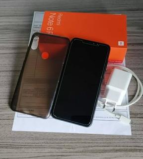 Celular Xiaomi Redmi Note 6 Pro 64gb 4gb Ram, Envio Já